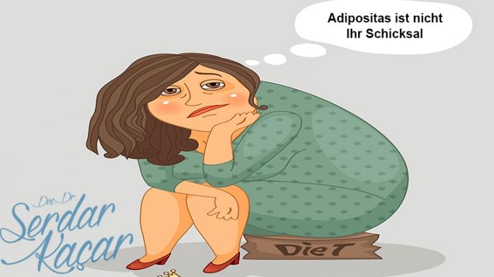 Eine neue epidemische Krankheit Adipositas